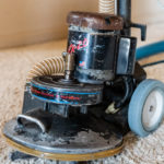 floor polisher head