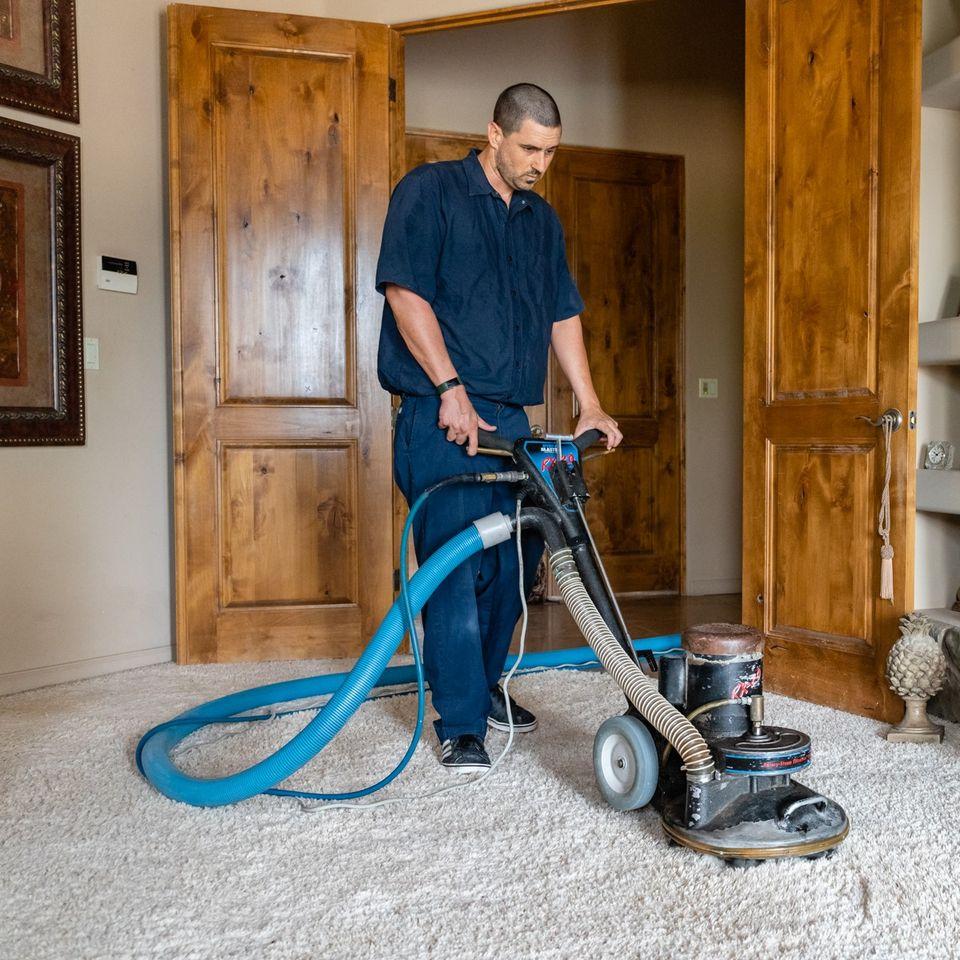 Professional Carpet Cleaning Service Phoenix